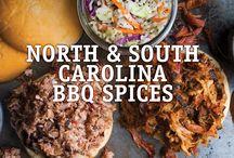 Chasing BBQ - North & South Carolina