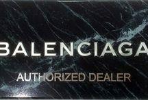 Balenciaga / La haute couture lunetière a un nom: Balenciaga et un écrin Optique Rondeau Le Mans France
