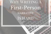 Narration & POV / Writing, Fiction, Narration, POV