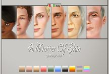 The Sims 3 Skins