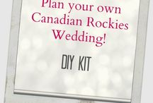 Canadian Rocky Mountain Weddings / by Pink Umbrella Designs