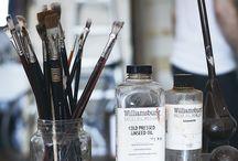 Studio / Workshop inspiration