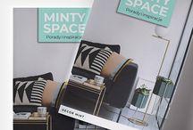 Minty Space - Poradnik Wnętrzarski