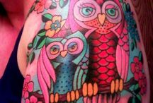 Tattoos / by Helen Marcantel
