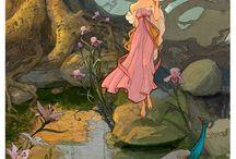 Disney & Art