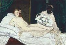 Manet Édouard /  Impressionnisme Réalisme