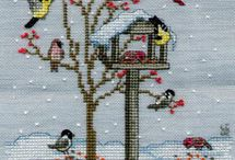 nekemtetszik / needlework, christmas, nature, food, home, beautiful things