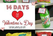 Valentine's Day 2015 / by Paula Scott