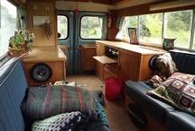 Camper Van Restoration Project / by Forest Flower Designs