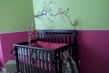 Lucia's Room / Here are some of the ideas I would like to include in Lucia's room, either the color combinations, or space organization. / by Lorena Maldonado