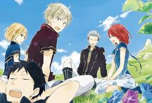 Akagami no Shirayukihime / Such a sweet manga. So happy it was turned into an anime >:D