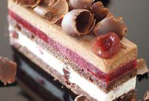Patisserie / Sweet pastry