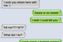Auto Correct Funnies / by Andrea H