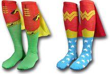 Theme:  Super Heros