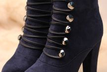 Shoes! / by Sammy Dolloff