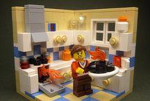Maison lego
