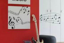 Escuela de música / Para mi escuela
