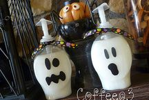 Halloween / Décor and food for Halloween