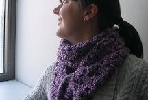 Free Patterns for Scarves, Cowls, Wraps and Shawls / Free knitting patterns and free crochet patterns for a wonderful selection of scarves, cowls, wraps and shawls.