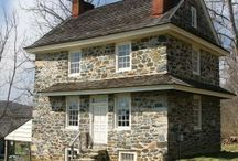 18th Century Pennsylvania Architecture