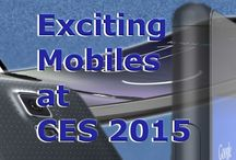 Exciting Mobiles of CES
