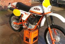 KTM GS 125 1979 for sale / Ready for race
