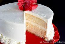 Cakes & treats / Dessert / by Jessica Winn