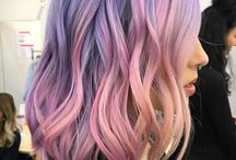 Unicorn Hair / colorful hairstyles and inspiration that even unicorns would envy. match your shades with even more color by shopping colorful, mood-boosting sunglasses at rainbowoptx.com.