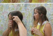 Braided hair love / by Jennifer Arnold