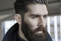 beard & hair