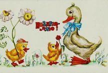 Советские открытки - разное / Открытки периода СССР