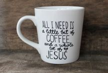 Christian mug ♥
