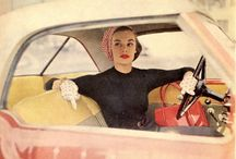 Vintage Posters, Art & Ads / Women and the Old ways of the 50's, and other stuff back in the day