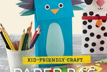 Back to B'gosh / This is your back-to-school destination with style tips, 2015 trends and kid-friendly crafts.  / by OshKosh B'gosh