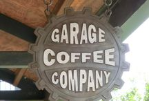 Coffee Shop / Hot Rod Coffee theme and ideas