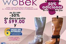 zapatos / hermosos zapatos de marca #WOBEK!!