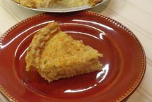 Pies, Cobblers, Tarts / Pies / by Pearl Mc Arter