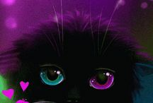 gatos imaginarios