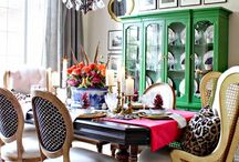 Eclectic Design: Dining Rooms