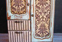 Decoupage / by Nancy Forvour