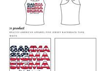 Gamma Sigma Sigma / Gamma Sigma Sigma custom shirt designs #gammasigmasigma #gss  For more information on screen printing or to get a proof for your next shirt order, visit www.jcgapparel.com