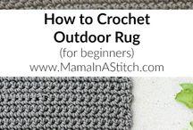 Crochet {Rugs} ♥