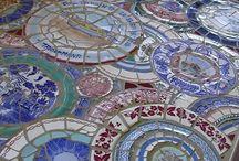 Mosaic tafels