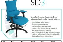 Back Care Chairs / Various ranges of Back Care Chairs designed to alleviate back problems and promote correct posture. For further information go to: http://www.genesys-uk.com/Back-Care-Chairs/ Genesys Office Furniture - Home Page: www.genesys-uk.com