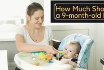 Know the Amazing Truth About How Much Should a 9-month-old Eat