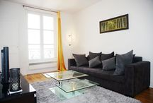 Luxury Eve Paris Vacation Rentals Near Eiffel Tower / Located steps from the Trocadero and just across the river from the Eiffel Tower in a safe, prestigious residential neighborhood full of shops and restaurants.