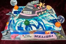 GUY/MALE CAKES AUCKLAND / Does your Man kid love all things on wheels? You'll really make his day when you get him one of these cool car or truck birthday cakes. Boats, ships & planes for those with a more adventureous spirit. www.frescofoods.co.nz Email: fresco@woosh.co.nz