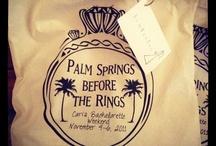 Palm Springs Bachelorette / by Suni O