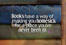 Book quotes and sayings to live by / There are so many amazing book quotes and words of literature to fill our souls