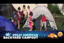 Camping with Family & Friends / Camping tips, tricks and recipes so you can get out & enjoy the Great Outdoors. / by Snyder's of Hanover